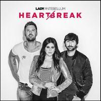 LADY ANTEBELLUM - HEART BREAK CD ~ YOU LOOK GOOD +++ HEARTBREAK *NEW*