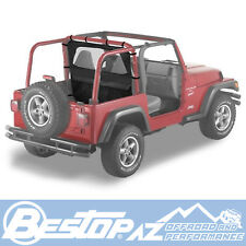 Bestop Windjammer 03-06 Jeep Wrangler TJ & LJ Black Diamond 80032-35