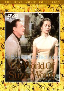 The World of Suzie Wong (1960) - William Holden, Nancy Kwan (Region All)