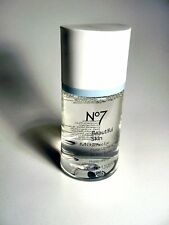 Boots No 7  Makeup Remover - Eye Care / *Bonus Free Gift Samples! Clear liquid.