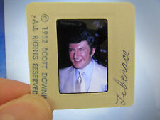 More details for original press photo slide negative - liberace - 1982 - d