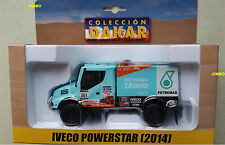 IVECO POWERSTAR 1/43 - IXO, DAKAR 2014, RALLY #501, DIECAST, NEW IN BOX.!