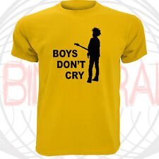 CAMISETA THE CURE BOY'S DON'T CRY