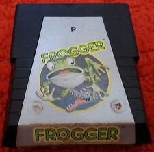 Atari 2600. Frogger