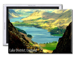 Lake District UK England - Souvenir Fridge Magnet