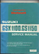 Suzuki GSX1100E (1984-1986) Factory Manual Repair Book GS GSX 1100 E ES EF CM29