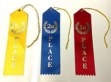 Pennants/Rosette Type 1st/2nd/3rd FREE P&P
