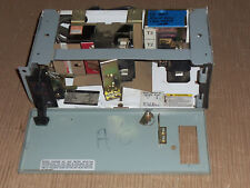 GE 8000 30 AMP 600V FUSED FUSIBLE HALF 6'' FEEDER MCC MCCB BUCKET RED HANDLE