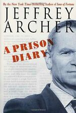 Complete Set Series Lot of 3 Prison Diary HARDCOVER books Jeffrey Archer Heaven