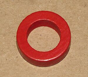 Pirate's Cove Board Game STRENGTH MARKER RED Replacement Piece Days of Wonder