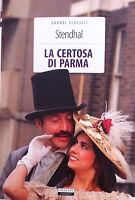La certosa di Parma Stendhal Versione integrale Crescere Edizioni LIBRO Nuovo