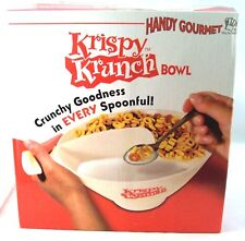 Handy Gourmet Krispy Krunch Bowl New In Box