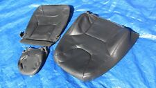 01-04 Volvo S60 V70 2.4T 2.5T OEM Charcoal  Driver Left Side Leather Seat Cover