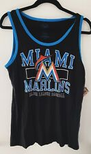 47 Brand Brand New Vest Top Black Miami Baseball Size Small