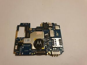 Motorola E6 Plus XT2025-2 Genuine Working Motherboard Single Sim