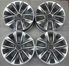 4 Orig BMW Alufelgen Styling 307 8Jx18 ET43 6787578 X3 F25 X4 F26 FB168