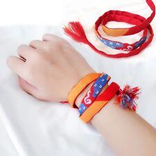 Anime Your Name Bracelet Kimi no Na wa Chain Miyamizu Mitsuha Hand Rope Lovers