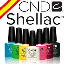 CND Shellac - Esmalte Semipermanente UV - NUEVOS COLORES - DESDE ESPAÑA 7,3 ml.