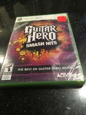 Guitar Hero Smash Hits Xbox 360 Brand New Factory Sealed