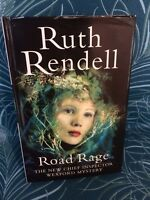 Ruth Rendell  ROAD RAGE 1st 1997 D/J Inspector WEXFORD MYSTERY  TBLO