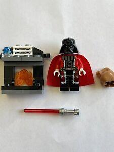 Lego Star Wars Minifigure - Santa Darth Vader sw0599 75056 Advent Calendar