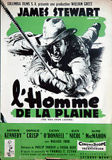DP L'homme de la plaine (1955) The Man from Laramie James Stewart Anthony Mann