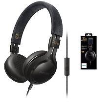 Philips shl5705bk Kopfbügel Kopfhörer mit Mikrofon für Smartphones shl5705 schwarz