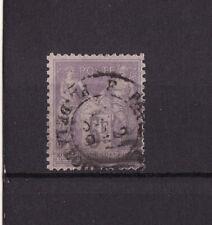 timbre France  Sage  5 f violet sur lilas     num: 95  oblitéré