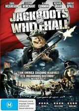 JACKBOOTS ON WHITEHALL DVD Ewan McGregor SEALED R4>