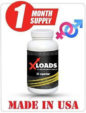 XLOADS ULTRA from the Makers of Naturally Huge - Increasing orgasm intensity