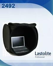 """Lastolite 2492 Ezyview Collapsible Water Resistant Cube Hood for 17"""" Laptops"""