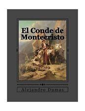 El Conde de Montecristo (Spanish Edition) Free Shipping