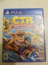 Activision Crash Team Racing - Nitro Fueled Edition (Sony PlayStation, 2019)