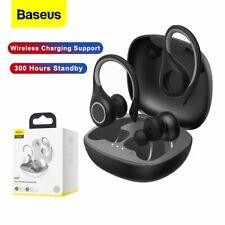 Baseus TWS Bluetooth 5.0 Headset Wireless Stereo Earphone Sport Earbuds with Mic