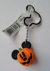 Disney - Mickey Mouse Jack O'Lantern Pumpkin Icon Ball  - Keychain/Keyring 84113