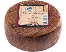 1 Tasty WHOLE UNIT TOLOSA MESTIZO CHEESE (Sheep and Goat milk) from Portugal x