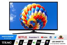 """TEAC 40"""" Full HD Smart TV with Netflix - A3 Series MADE IN EUROPE"""