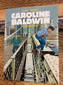 Caroline Baldwin Contrat 48-A André Taymans Bande Dessinée Casterman 1998