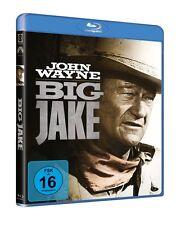 Big Jake [Blu-ray] (nouveau & OVP) spätwestern avec john wayne, le son petit-fils sauve