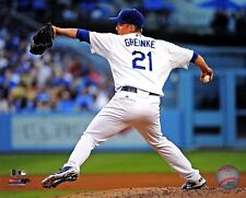 "Zack Greinke ""Los Angeles Dodgers"" MLB Baseball Licensed Unsigned 8x10 Photo A1"
