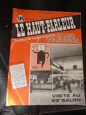 magazine le Haut-parleur n°1044 - octobre 1961 -