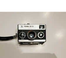 New ListingRollei 35S Compact 35 mm with Zeiss Sonnar 40mm 2.8 lens film camera