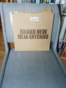 Brand New RSD Record Store Day Deja Entendu Vinyl Opened W/patch etc.