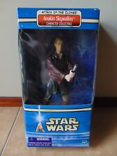 """Star Wars Attack Of The Clones Anakin Skywalker - 12"""" inch - 1/6 scale figure"""