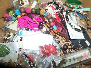14 Pound 4 Ounce Box Assorted Jewelry