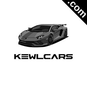 KEWLCARS.com 8 Letter Short  Catchy Brandable Premium Domain Name for Sale