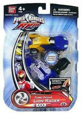 POWER RANGERS TURBO OCTANE BLUE LION RACER-NEW-FACTORY SEALED- CHEAP