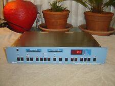 Orban 787A, with Preamp, Blue, Mic Processor Compressor, Gate, Eq, Vintage Rack