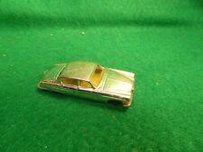 VINTAGE 1960s HUSKY MODELS CHROME JAGUAR MK10 GT BRITAIN 1:64