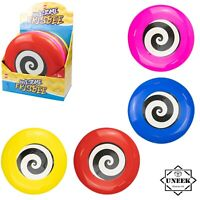 2 x Summer Frisbee Fun Beach Mini Flying Disc Fetch Dog Toy Outdoor Kids Game UK